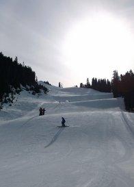 narty, góry, zima